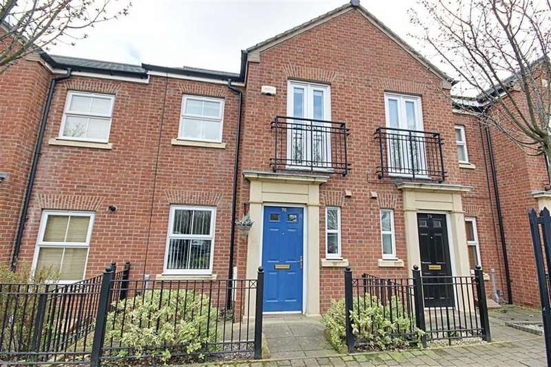 2 Bedrooms Terraced House for sale in Hutton Row, South Shields, Tyne And Wear