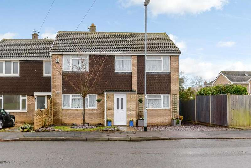 4 Bedrooms End Of Terrace House for sale in Elm Tree Drive, Bassingbourn