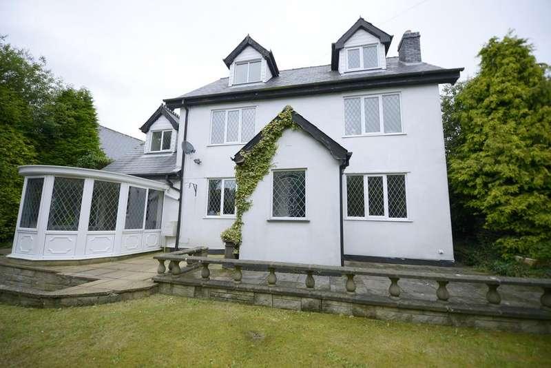 5 Bedrooms Detached House for sale in Slacks Lane, Pilsley