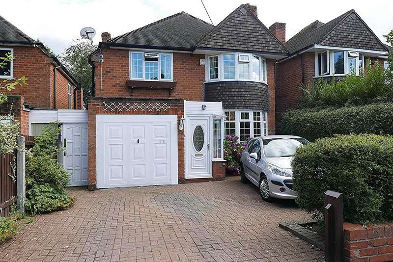 3 Bedrooms Detached House for sale in School Road, Birmingham, B13 9ET