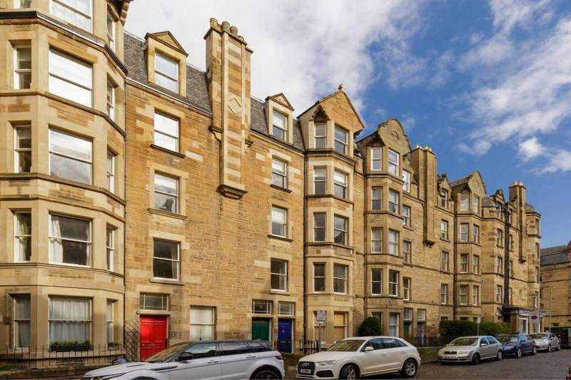 2 Bedrooms Flat for sale in 10/5 Bruntsfield Avenue, Edinburgh, EH10 4EP