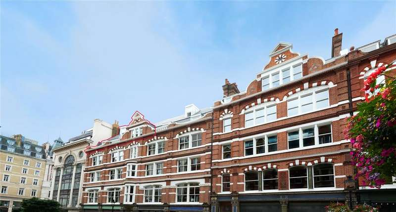 3 Bedrooms Penthouse Flat for sale in Southampton Street, London, WC2E