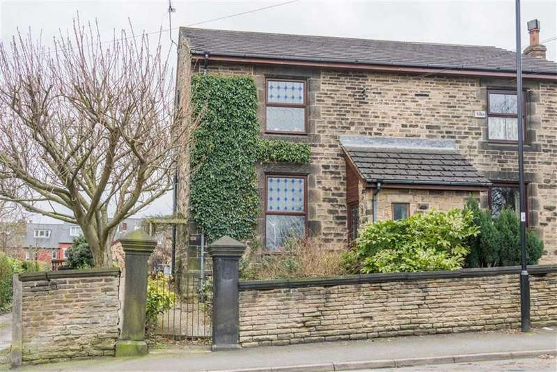 3 Bedrooms Semi Detached House for sale in Carr Road, Walkley, Sheffield, S6