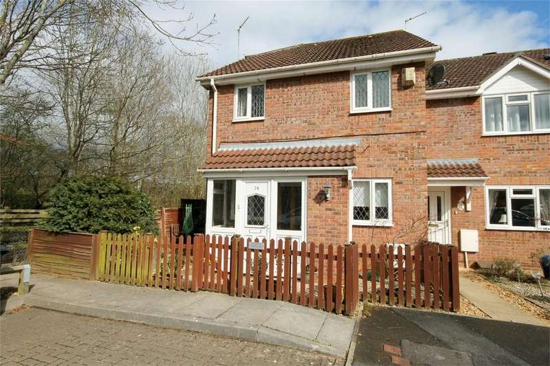 1 Bedroom End Of Terrace House for sale in Aintree Drive, Downend, Bristol
