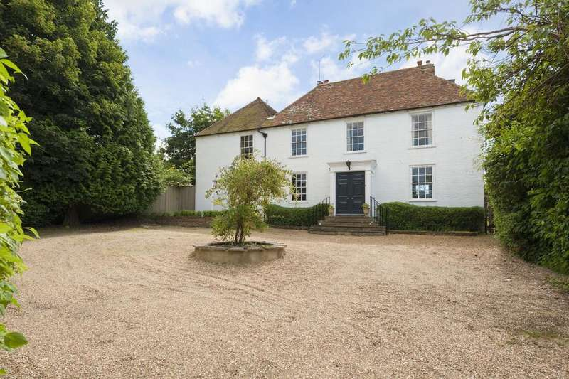 6 Bedrooms Detached House for sale in Barham, CT4