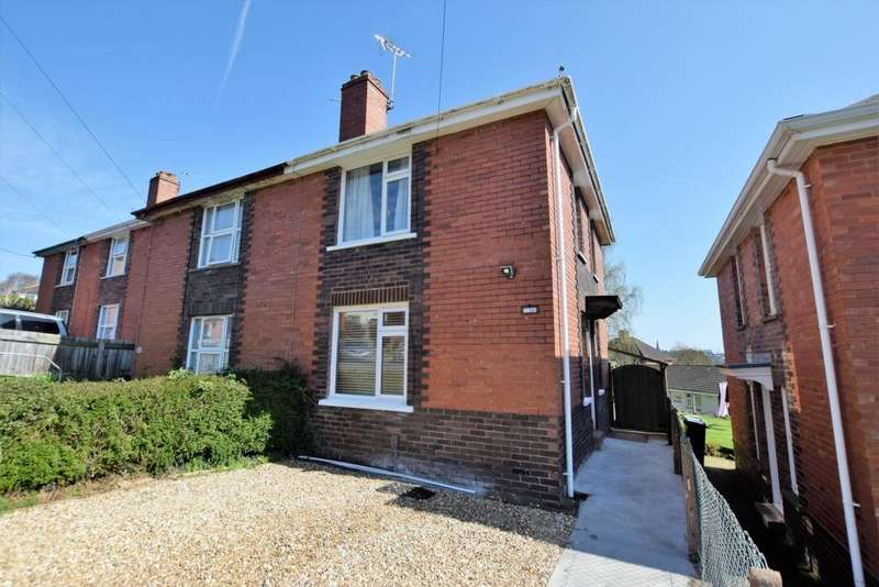 2 Bedrooms House for sale in Newman Road, St Thomas, EX4