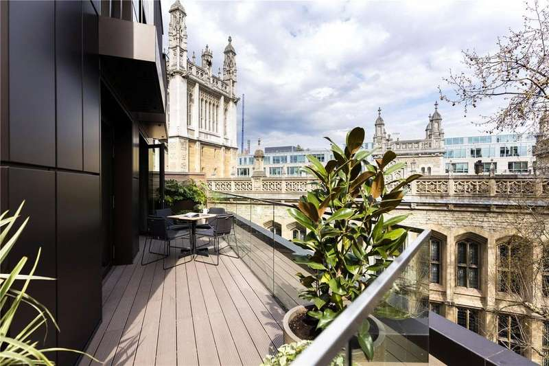 2 Bedrooms Penthouse Flat for sale in Fetter Lane, City Of London, EC4A