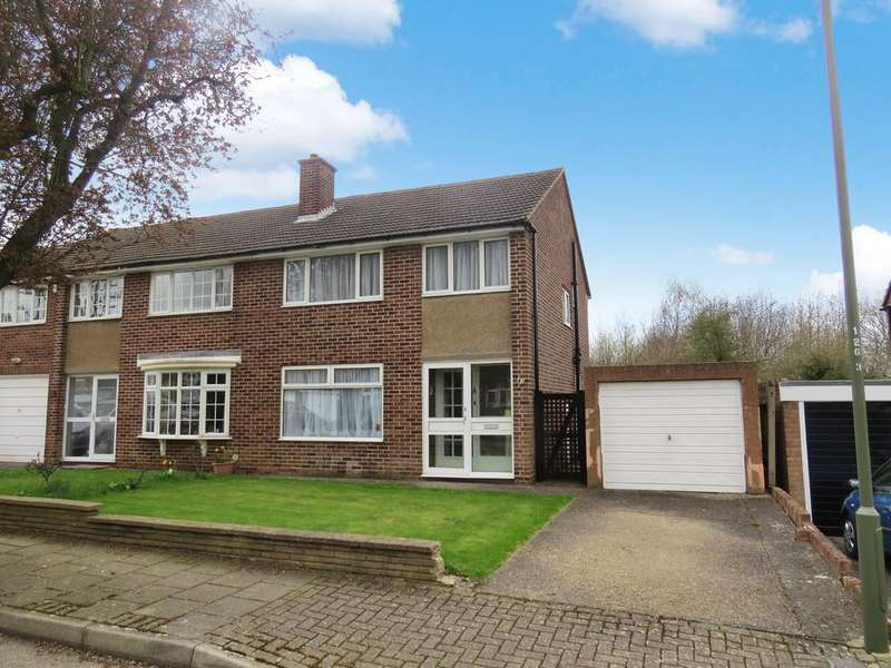 3 Bedrooms Semi Detached House for sale in Gload Crescent, Orpington