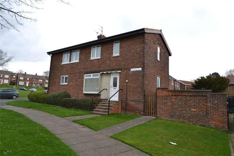 2 Bedrooms Semi Detached House for sale in Beverley Way, Peterlee, Co.Durham, SR8