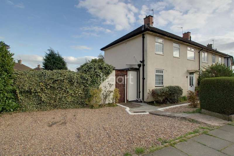 3 Bedrooms Semi Detached House for sale in 2 Bringhurst Road, Leicester