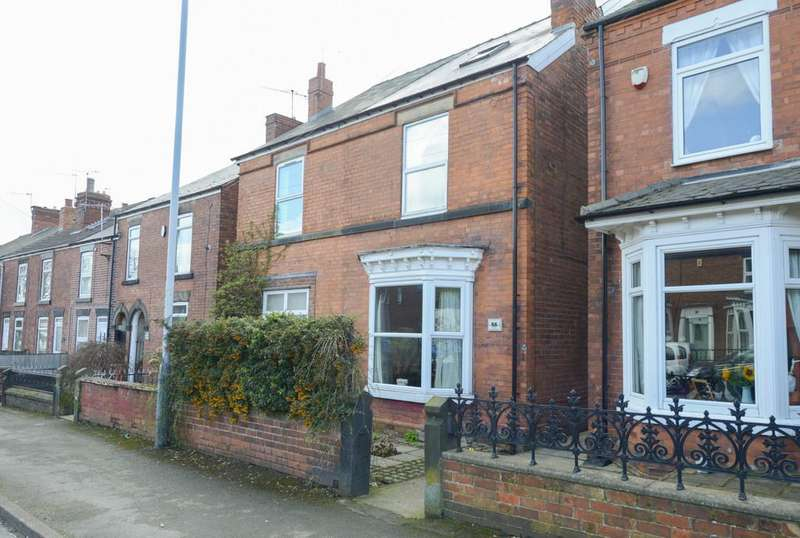 3 Bedrooms Semi Detached House for sale in Old Road, Brampton
