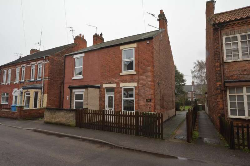 2 Bedrooms Semi Detached House for sale in 19 Humber Street, Retford