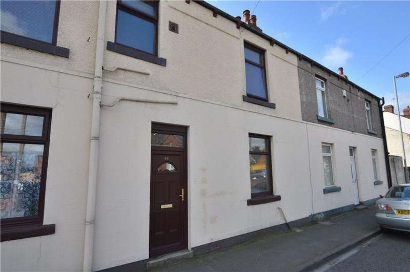2 Bedrooms Terraced House for sale in Canal Lane, Lofthouse, Wakefield, West Yorkshire