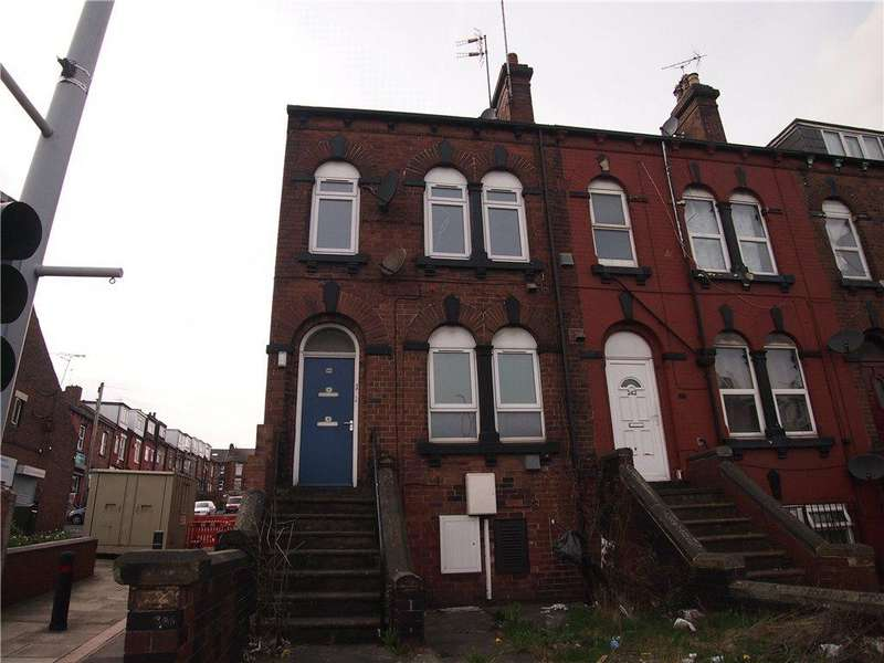 2 Bedrooms Apartment Flat for sale in Flat A B, Dewsbury Road, Leeds, West Yorkshire