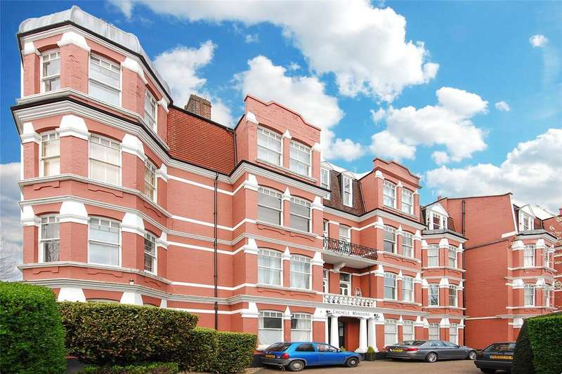 1 Bedroom Apartment Flat for sale in Chichele Mansions, Chichele Road, London, NW2