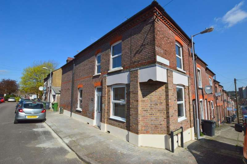 3 Bedrooms End Of Terrace House for sale in Baker Street, South Luton, Luton, LU1 3PZ