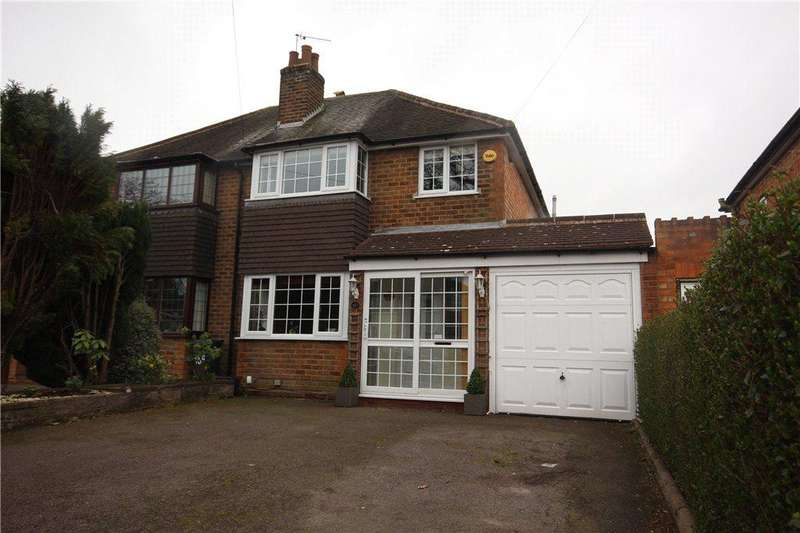 3 Bedrooms Semi Detached House for sale in Damson Lane, Solihull, West Midlands, B92