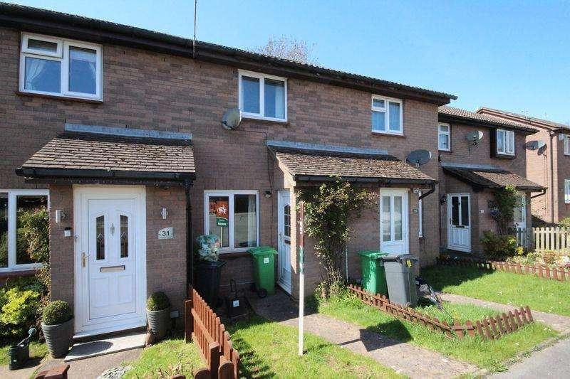 2 Bedrooms Terraced House for sale in Pendragon Close, Thornhill