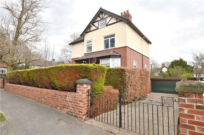 5 Bedrooms Detached House for sale in Fearnville Avenue, Leeds