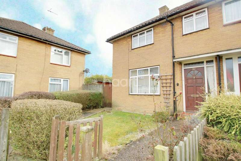 2 Bedrooms End Of Terrace House for sale in Linton Avenue, Borehamwood