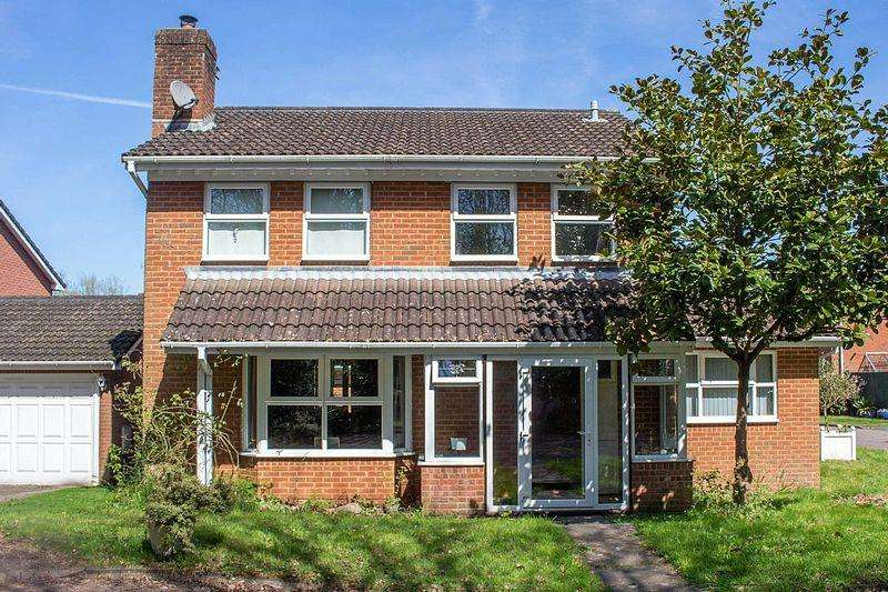 4 Bedrooms Detached House for sale in Ashurst Bridge