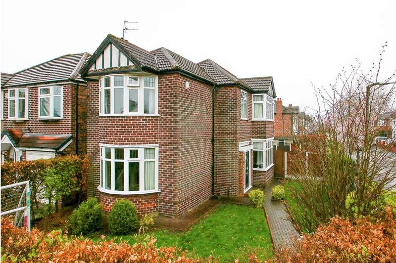 4 Bedrooms Detached House for sale in Cranford Road, Flixton, Manchester, M41