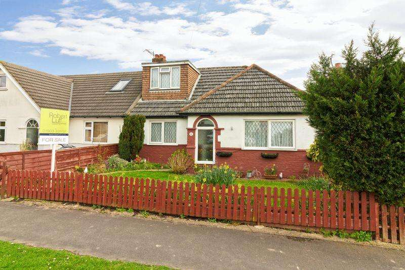 4 Bedrooms Chalet House for sale in First Avenue, Lancing