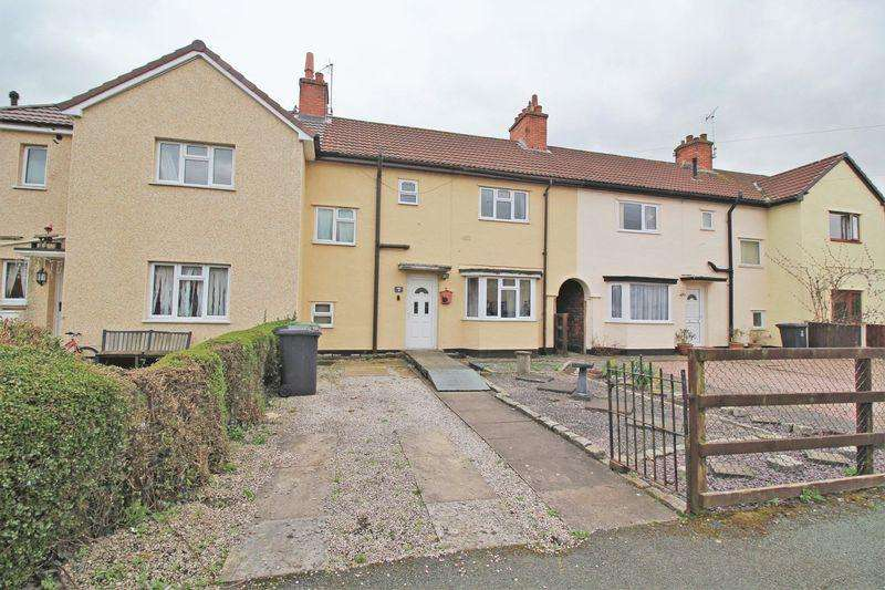 3 Bedrooms Terraced House for sale in Charles Street, Chirk