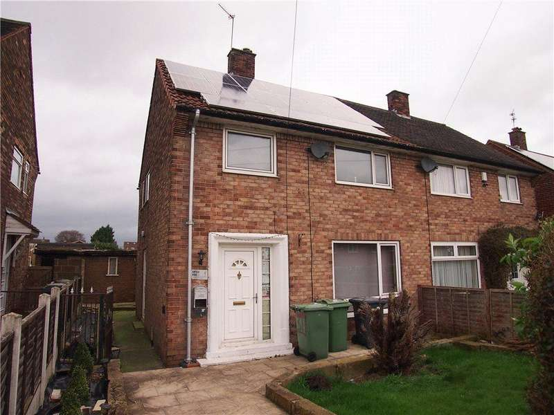 3 Bedrooms Semi Detached House for sale in Swarcliffe Road, Leeds, West Yorkshire