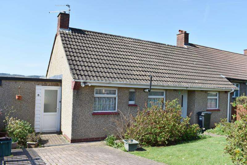 2 Bedrooms Semi Detached Bungalow for sale in Long Ashton