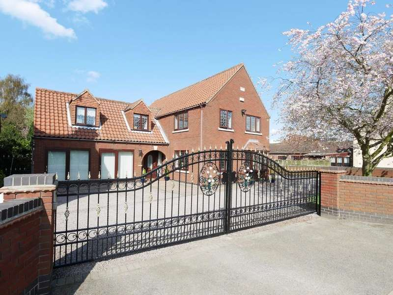 5 Bedrooms Detached House for sale in Barmby on the Marsh