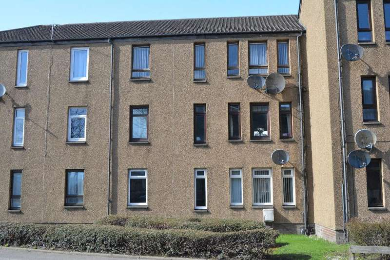 2 Bedrooms Flat for sale in Fairfield Place, Falkirk, Falkirk, FK2 7AR