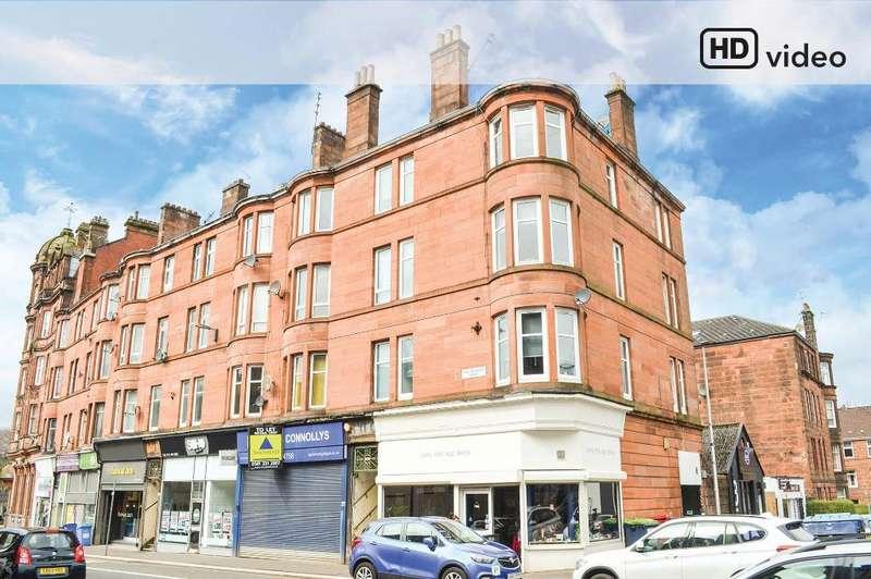 2 Bedrooms Flat for sale in Pollokshaws Road, Flat 3/1, Shawlands, Glasgow, G41 3XA