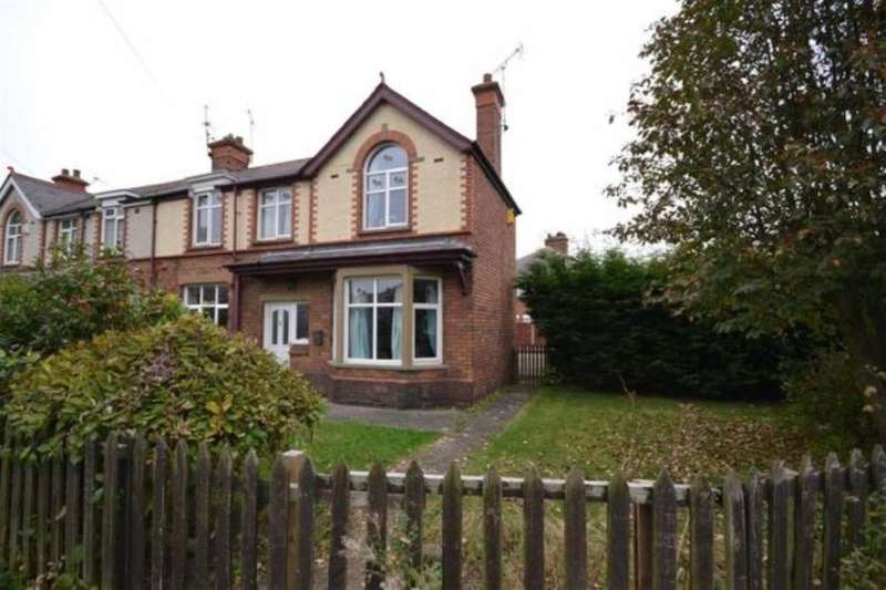 3 Bedrooms Semi Detached House for sale in Straker Avenue, Ellesmere Port, CH65