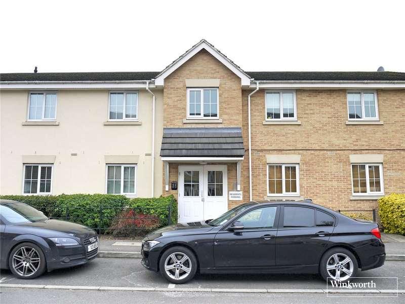 2 Bedrooms Flat for rent in Coleridge Way, Borehamwood, Hertfordshire, WD6