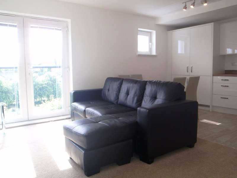 2 Bedrooms Flat for rent in Mulberry Crescent - Ferry Village PA4