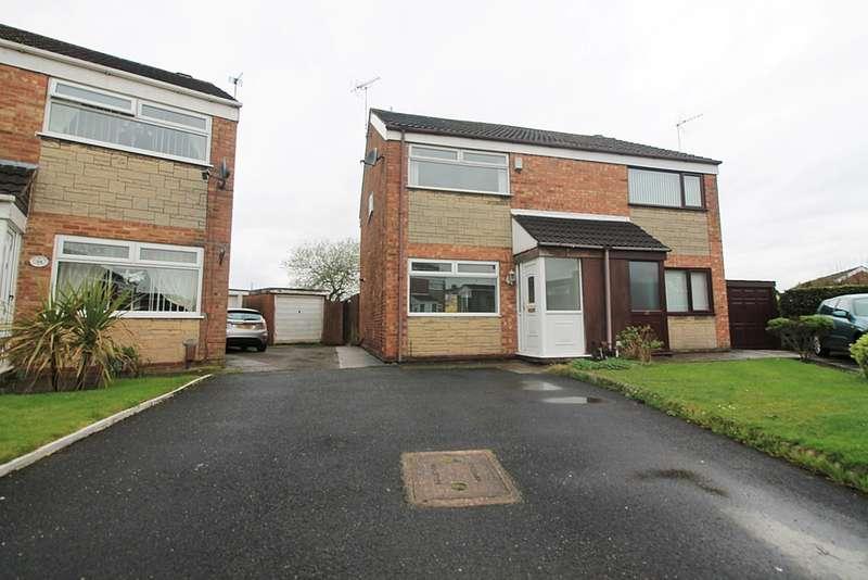 3 Bedrooms Semi Detached House for sale in Radnor Drive, Widnes WA8