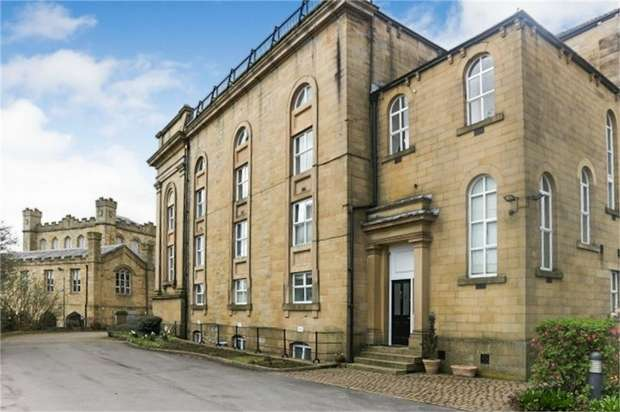 1 Bedroom Flat for sale in Highfields Road, Huddersfield, West Yorkshire
