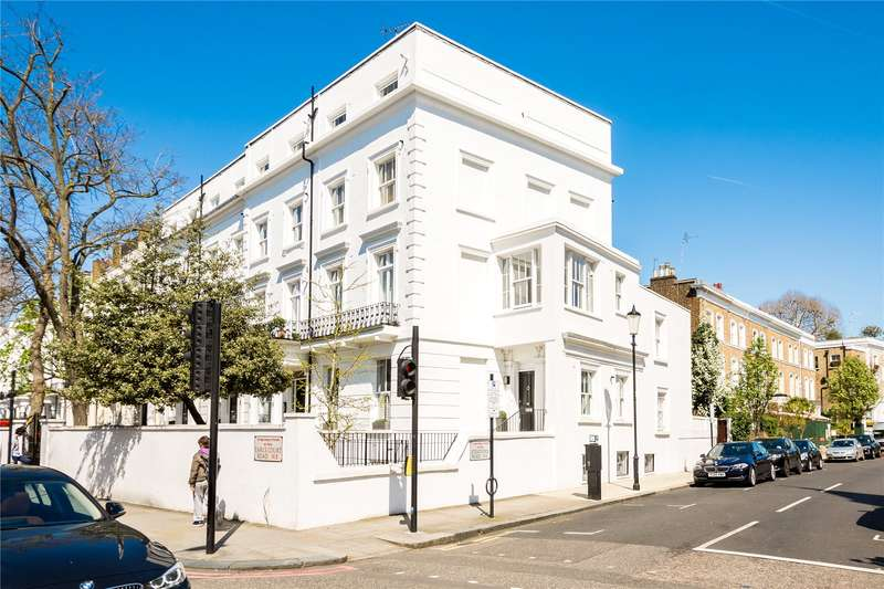 2 Bedrooms Mews House for sale in Lizmans Terrace, 89-95 Earls Court Road, London, W8