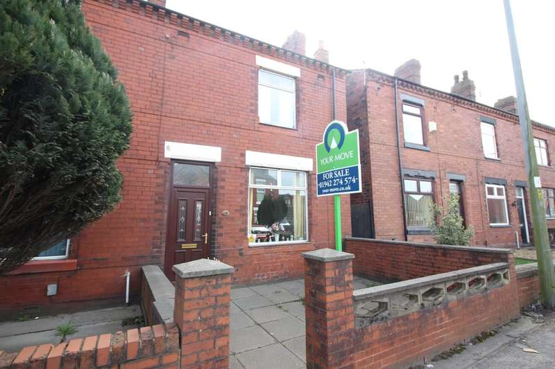 2 Bedrooms Property for sale in Lily Lane, Bamfurlong, Wigan, WN2