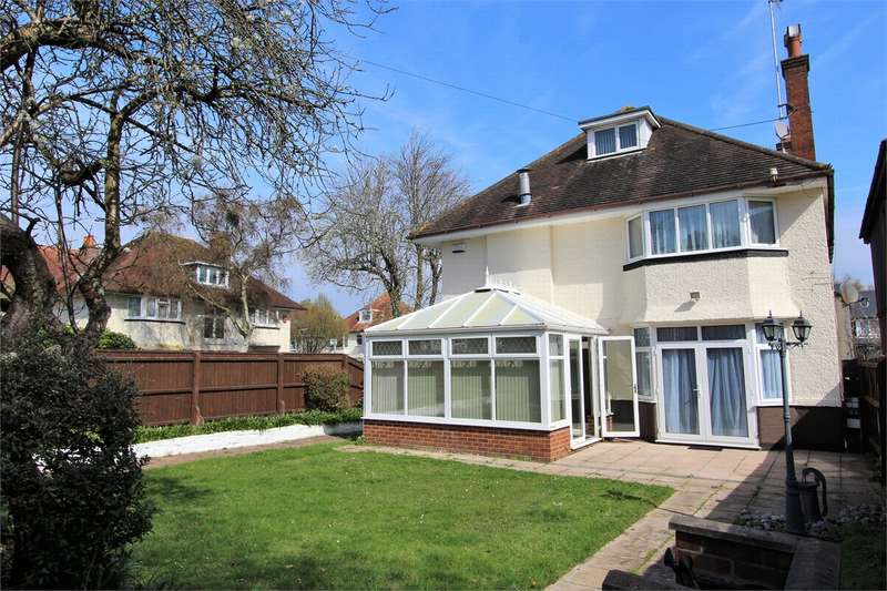 6 Bedrooms Detached House for sale in Talbot Woods, Bournemouth