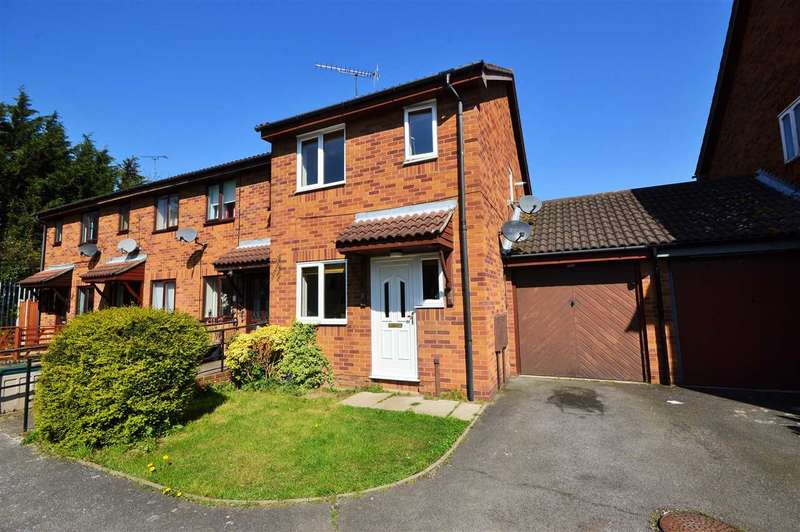 2 Bedrooms End Of Terrace House for sale in Stapleford End, Wickford