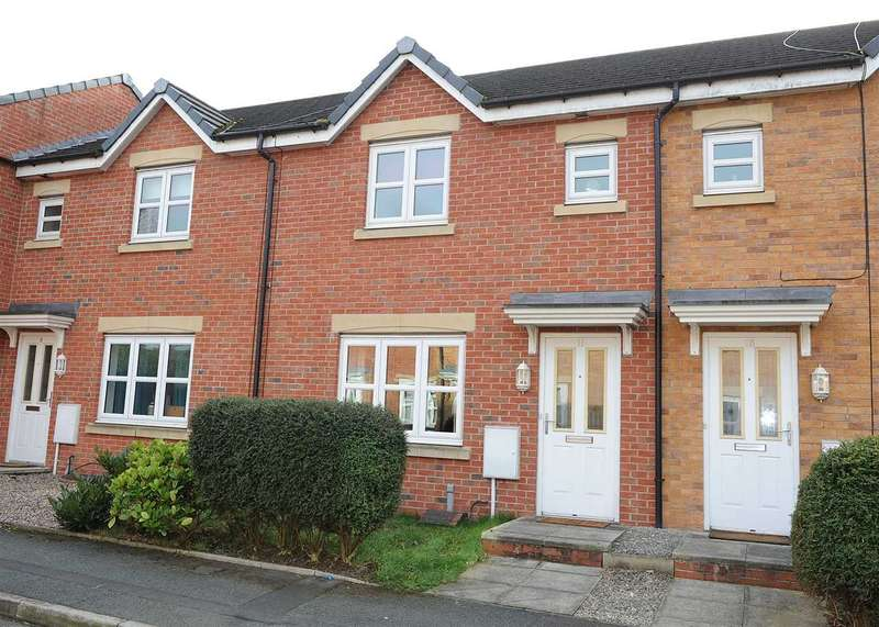 3 Bedrooms Town House for sale in 11 Mariners Way, Irlam M44 6GN