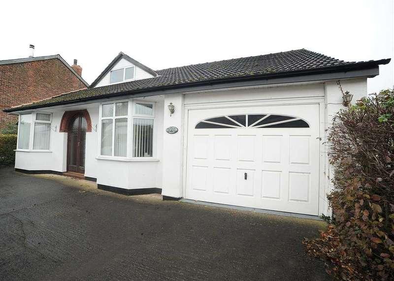 4 Bedrooms Detached House for sale in 185 Glazebrook Lane, Glazebrook WA3 5AY