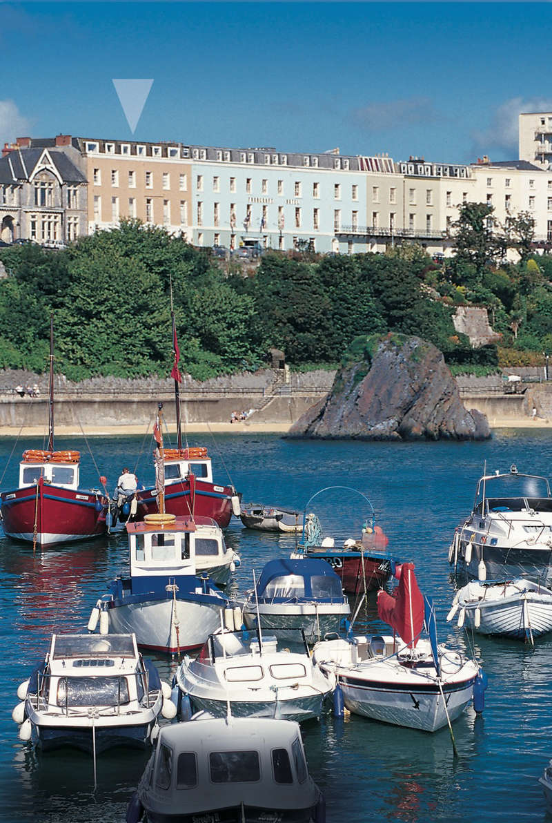 12 Bedrooms Commercial Property for sale in Croft House Apartments, The Croft, Tenby