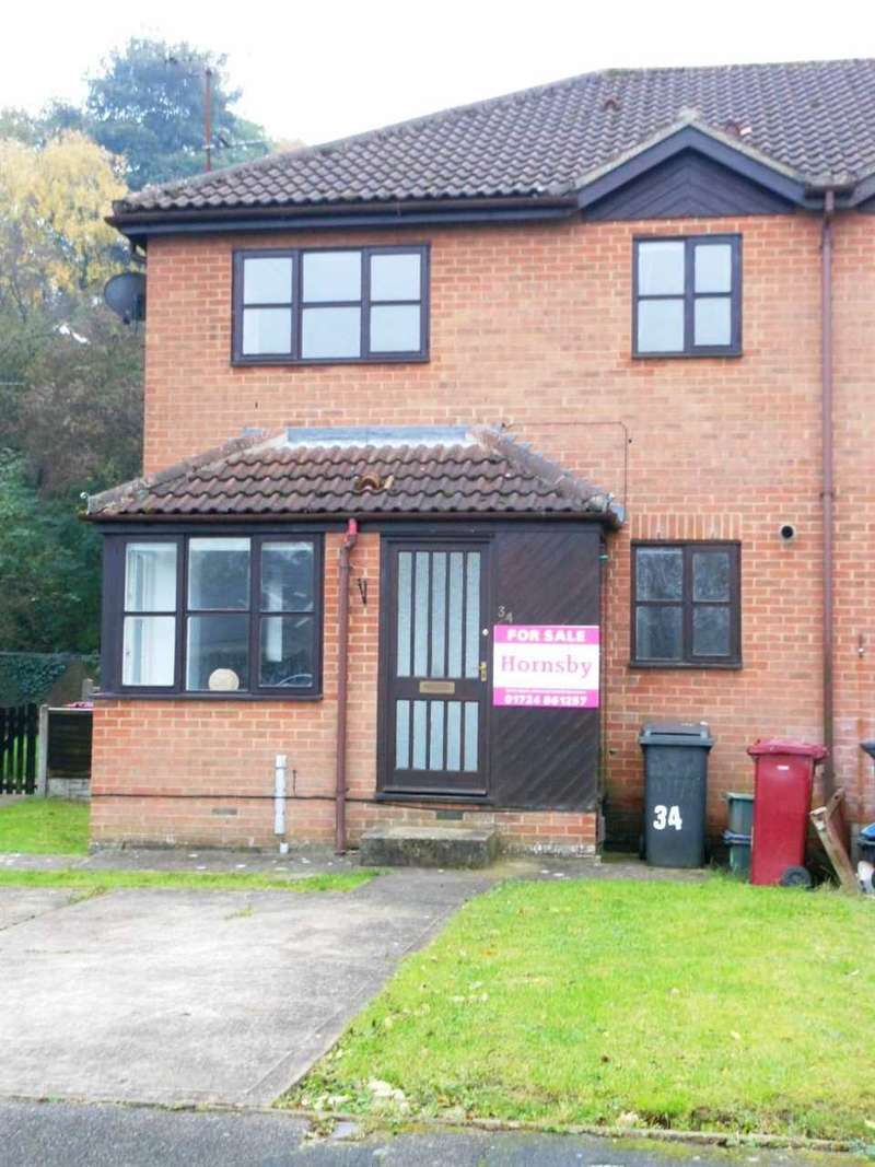 1 Bedroom Property for sale in The Fairways, Scunthorpe