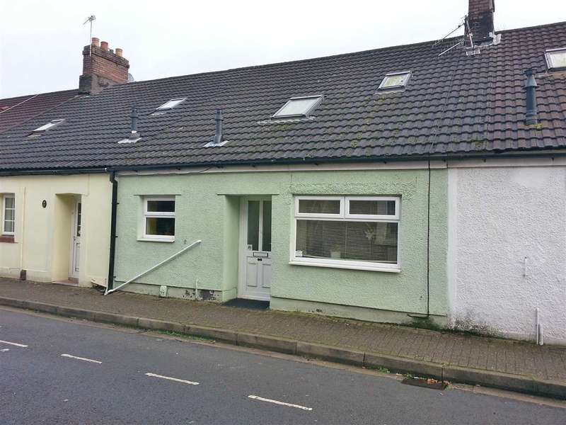3 Bedrooms Terraced House for sale in Long Row, Pontypridd