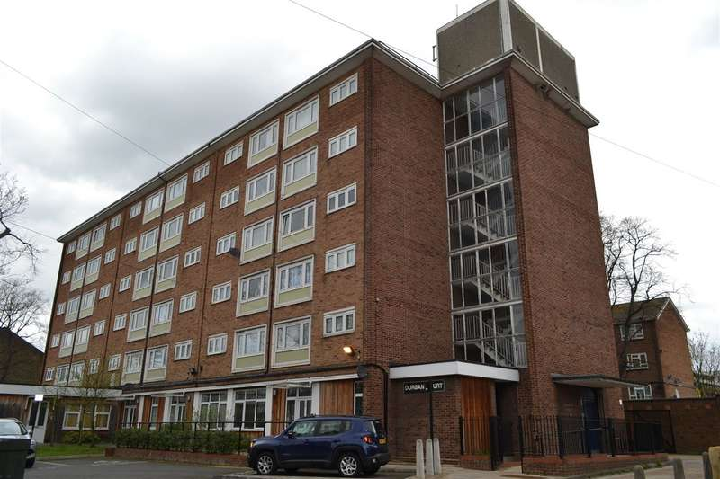 1 Bedroom Apartment Flat for sale in Durban Court, Katherine Road, E7