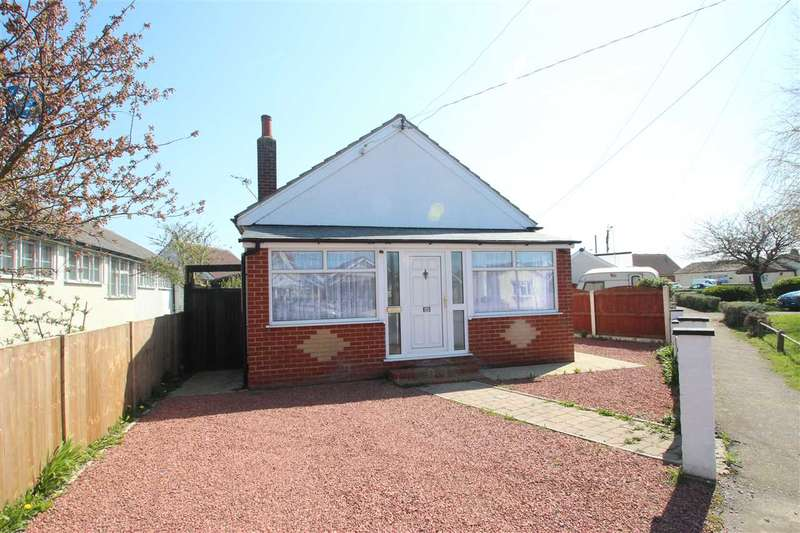 2 Bedrooms Bungalow for sale in Beach Crescent, Jaywick