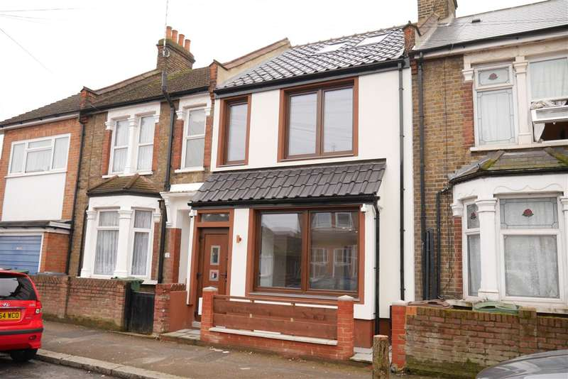 5 Bedrooms Terraced House for sale in Leonard Road, London